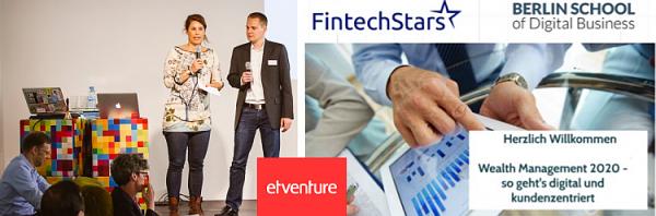 • Dialog zwischen Banken und FinTechs führt zu innovativen Lösungsansätzen für das Bankengeschäft im Jahr 2020