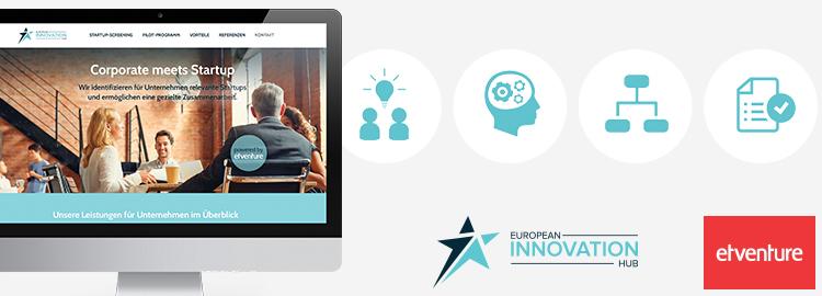 Unser weitreichendes Netzwerk innerhalb der internationalen Startup-Szene, verknüpft mit der Erfahrung von etventure in der Umsetzung von Digitalisierungsprojekten für Mittelstand und Konzerne, macht uns zum idealen Begleiter und Mittler zwischen etablierten Unternehmen und jungen Gründern.