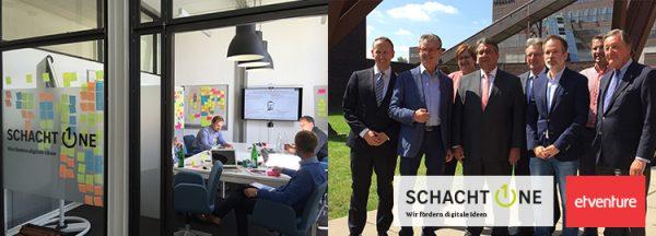Haniel-Digitaleinheit Schacht One - ein Vorbild für Bundeswirtschaftsminister Sigmar Gabriels Digitalpläne