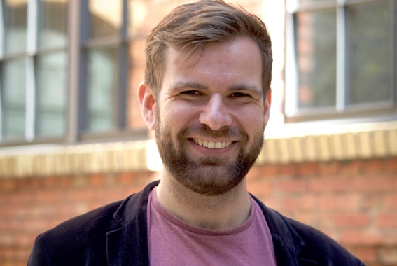 Holger Jelich, Founder and Managing Director of CampusScout