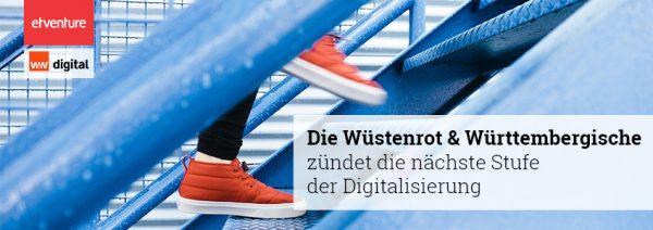 w&w zündet die nächste Stufe der Digitalisierung