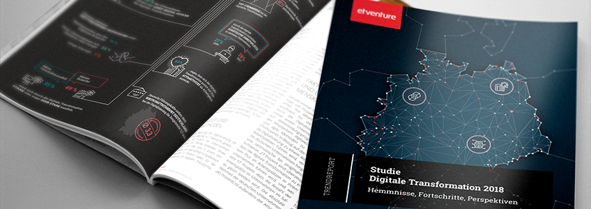 "etventure-Studie ""Digitale Transformation 2018"""