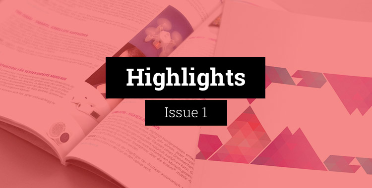 etventure Highlights - Issue 01