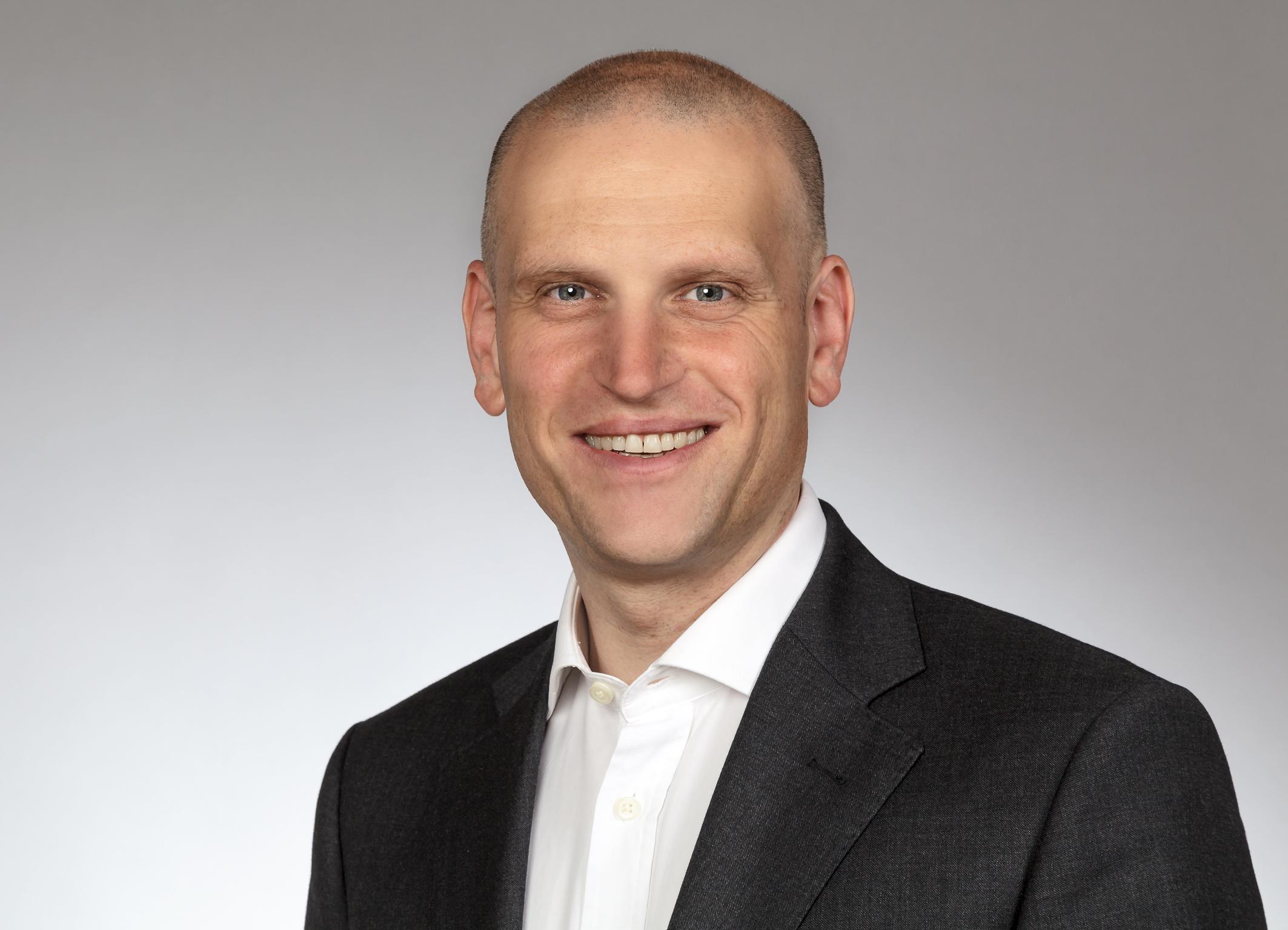 Mathias Weigert, CEO of Unternehmer-Schmiede