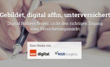 'Insurance for Digital Natives'
