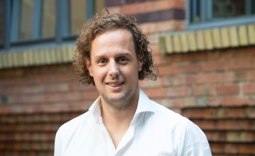 Sebastian Esser ist neuer Head of Company Building