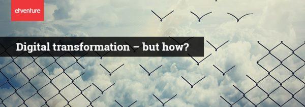 Digitization beyond the core organization