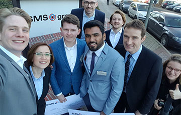 Case Study Impressionen: SMS group / SMS digital 01