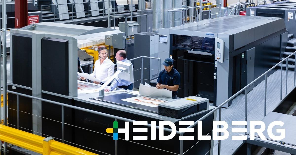 Heidelberger Druckmaschinen Entlassungen